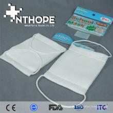 50 Stück Box Verpackung Einweg chirurgische Gesichtsmaske