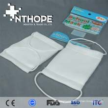50pcs box packing disposable surgical face mask
