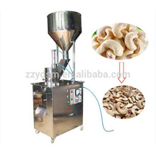 new automatic cashew nuts cutting machine