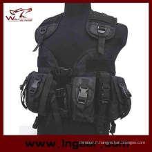 Tactique 97 US Navy Seal Cqb Lbv Modular Assault Combat Vest