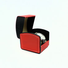 Wholesale PU Leather Watch Gift Box with Pillow
