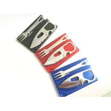 Hand Multi Purpose Card Multi Tool Knife