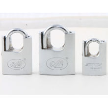 Shackle Protected Computer Padlock