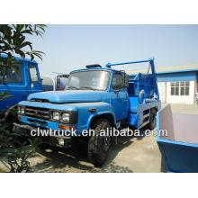 Hot Sale!!6cbm garbage truck,skip garbage truck