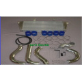 Kits de tuyaux intercoolers automatiques Tuyaux pour Toyota Starlet Ep82 / Ep91 4e-Fte (89-99)