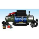 4x4 recovery winch 12000lb jinwei winch top quality