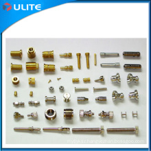 Stainless Steel CNC (Turning and Milling) Machining Part for E-Cigarette