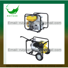 3 Inch CE Approval 3.6L Fuel Tank 4kw/5.5HP Gasoline Water Pump for Irrigation