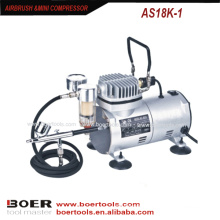 Airbrush Compressor Kit portable mini compressor