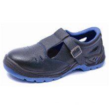 Ufb020 Wide Steel Toe Cap Sin cordones de seguridad Zuecos Safety Shoes