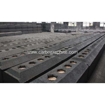 Aluminium Smelter used Carbon Anode in Potline