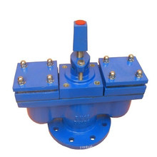Double Orifice Ball Air Relese Valve