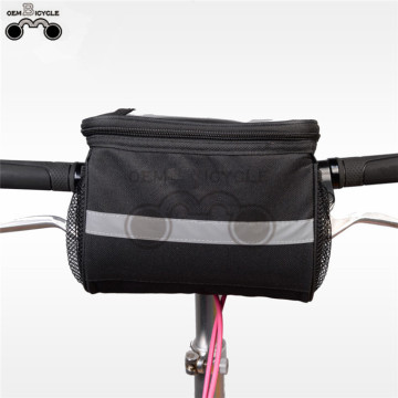 hot sale new Insulated cycling bike front basket bag