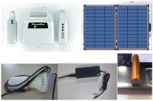 υψηλής ποιότητας ηλιακών μπαταριών φορτιστής ηλιακής δύναμης τηλέφωνο φορτιστής