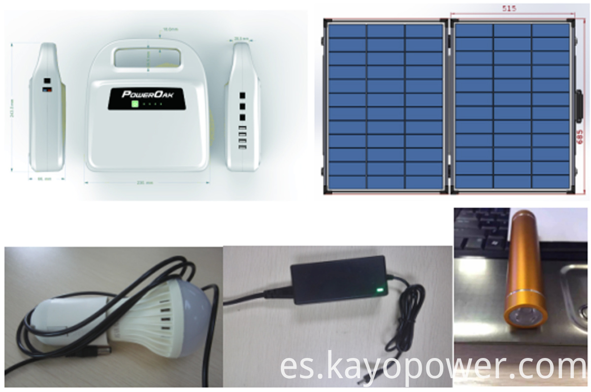 best price solar kit power bank charger