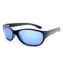 Óculos de sol de esportes com óculos de qualidade de moda com certificação FDA (91061)