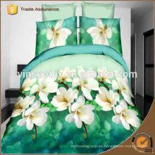 Uzbekistán conjunto de ropa impresa de flores