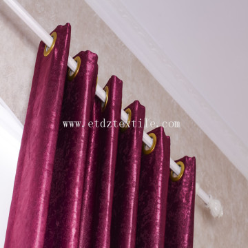 2017 well drape window curtain fabric