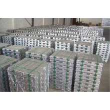 99,9% min Aluminium Ingot Qualität