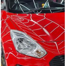 pintura desbotada no carro
