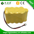 Geilienergy 10.8V NIMH AA 3000mah Battery Pack for Digital Two Way Radio