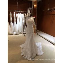 Aoliweiya Дизайн Настоящая Русалка Свадьба Платье