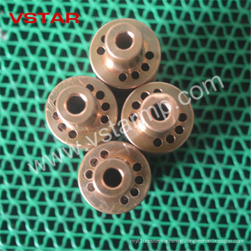 Customized High Precision CNC Turning Brass Mechanical Parts