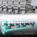 Las mejores máquinas de bordado Industrial 8 cabezas de alta velocidad para la venta