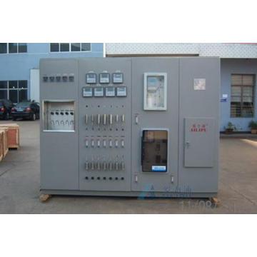 Sistema de análisis de muestreo de vapor y agua