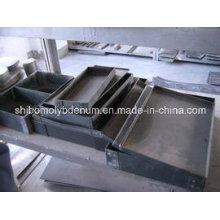 Bateau de molybdène Tzm haute température