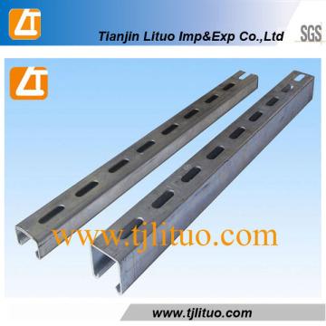 Zinc Plated Steel Profile Reil Mini C Channel Steel Purlin