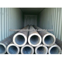 Alloy seamless steel mechanical pipe with material SAE4140(42CrMo)