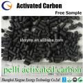 Diameter 3mm bituminous coal base activated carbon deodorant manufacturer
