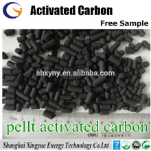 Diameter 3mm bituminous coal base activated carbon deodorant manufacturer