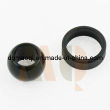 Piezas de torneado CNC de aluminio anodizado (MQ641)