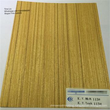 wood veneer sheets furniture face veneer