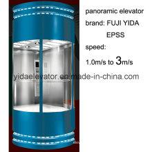 Ascensor panorámico con certificado Ce (JQ-A028)