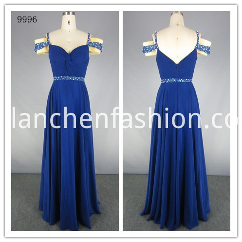Elegant Gowns Chiffon Dress