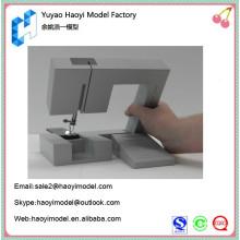 Prototipo de la máquina de coser de encargo de la precisión de China