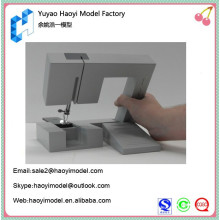 China precision custom sewing machine prototype