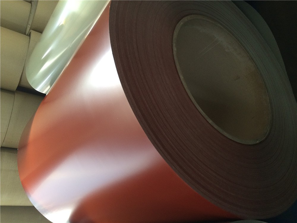 Color Coated Metal Coil for Buildings