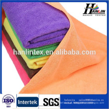 Tamanho personalizado colorido suave super absorção de microfibra qualidade toalhas de atacado