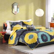 Mi Zone Alice Bettwäsche Bettdecke Floral bedruckt Quilt Tagesdecke Set
