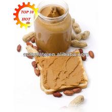 Bio-Erdnussbutter aus China
