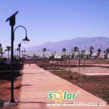 Caliente-venta CE farola solar LED calle luz para la iluminación al aire libre