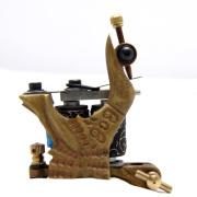 Máquina de tatuaje de cobre de alta calidad con bobinas de alambre de cobre fino