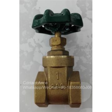 Valve de contrôle de la porte en laiton Sanwa (YD-3006)