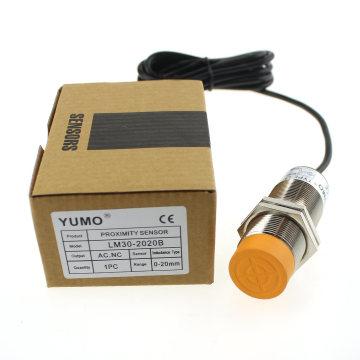 Lm30-2020b Capteur de proximité inductif de 0 à 20 mm