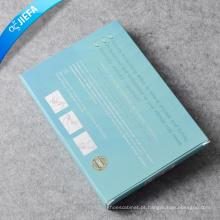 Caixa de papel de produto impresso personalizado de preço barato