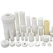 Alumina ceramic 99% purity abrasion resistant textile ceramic tube